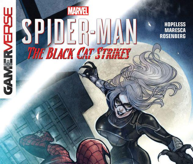 MARVEL'S SPIDER-MAN: THE BLACK CAT STRIKES TPB #1