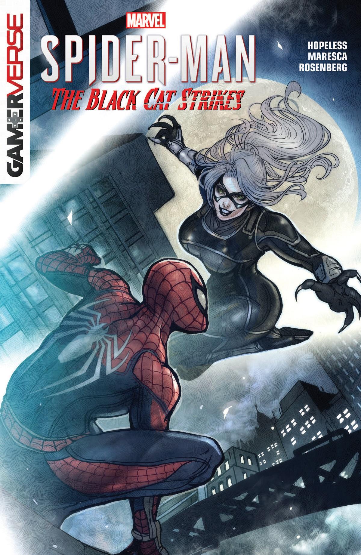 Marvel's Spider-Man: The Black Cat Strikes (Trade Paperback)