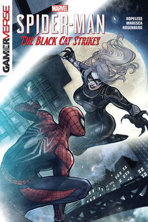 Marvel's Spider-Man: The Black Cat Strikes (Trade Paperback)