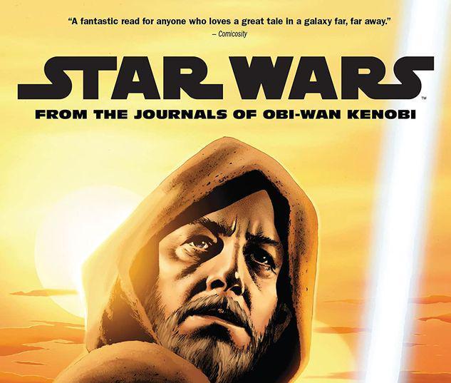 STAR WARS: FROM THE JOURNALS OF OBI-WAN KENOBI TPB #1