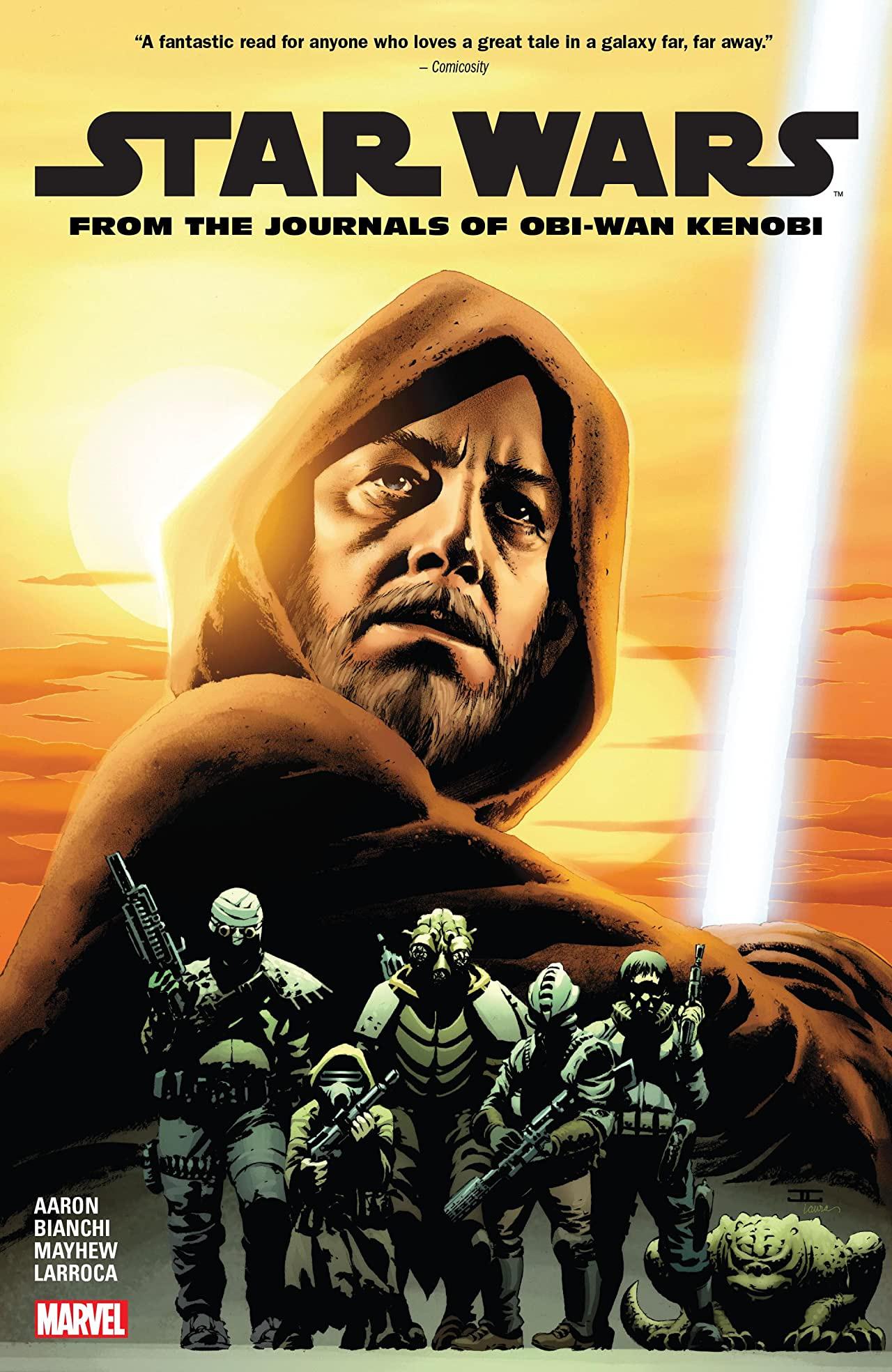 Star Wars: From The Journals Of Obi-Wan Kenobi (Trade Paperback)