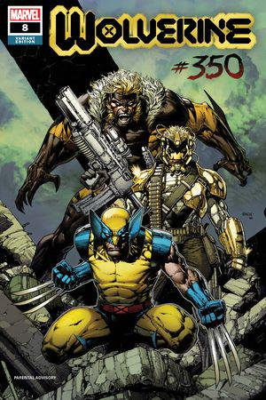 Wolverine #8  (Variant)