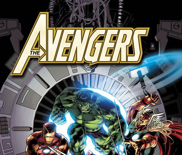 AVENGERS BY JONATHAN HICKMAN: THE COMPLETE COLLECTION VOL. 4 TPB #4