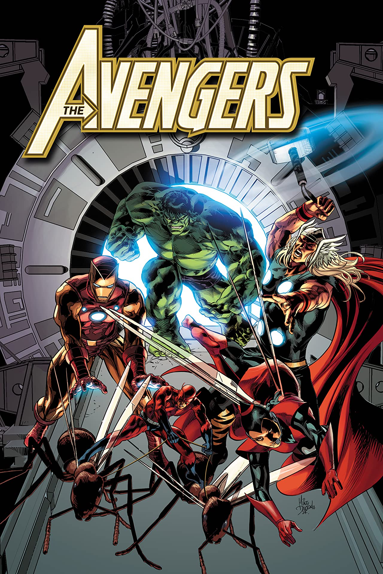 Avengers By Jonathan Hickman: The Complete Collection Vol. 4 (Trade Paperback)