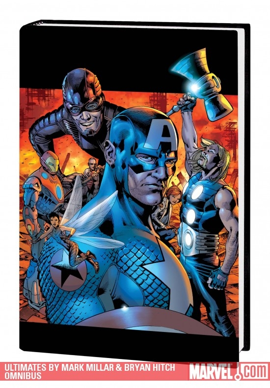 Ultimates by Mark Millar & Bryan Hitch (Hardcover)
