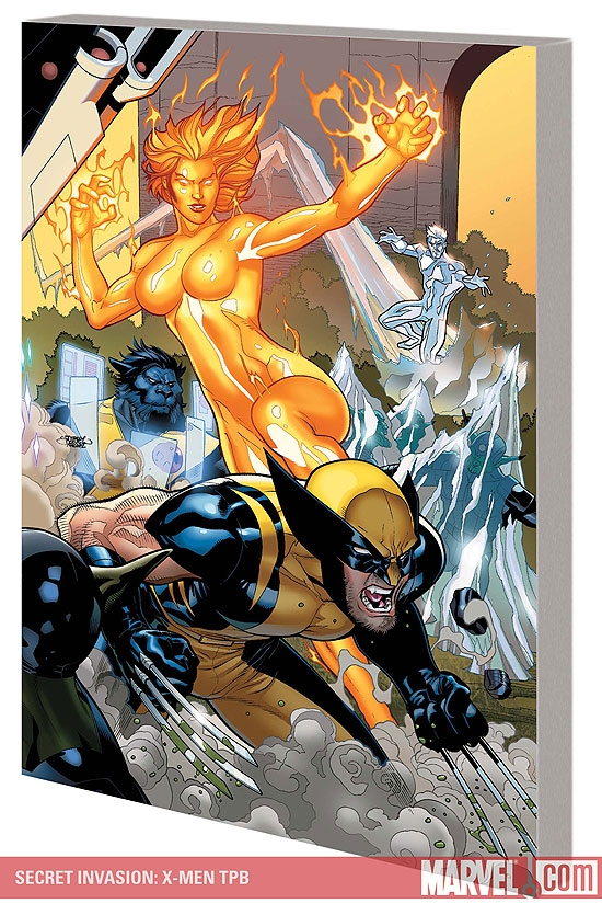 Secret Invasion: X-Men (Trade Paperback)