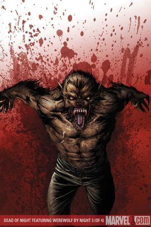Dead of Night Featuring Werewolf by Night (2009) #3