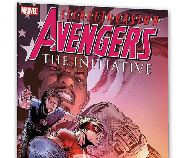 AVENGERS: THE INITIATIVE VOL. 2 - KILLED IN ACTION #0