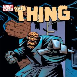 Startling Stories: The Thing - Night Falls on Yancy Street #1