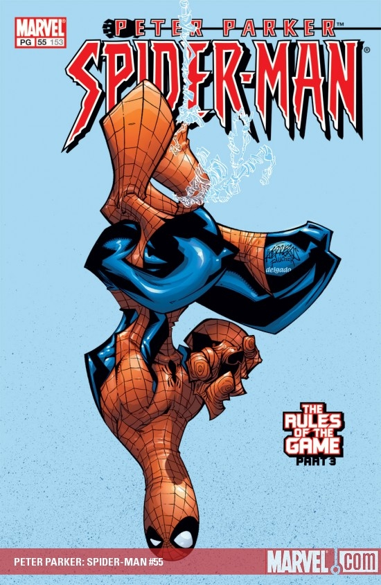 Peter Parker: Spider-Man (1999) #55