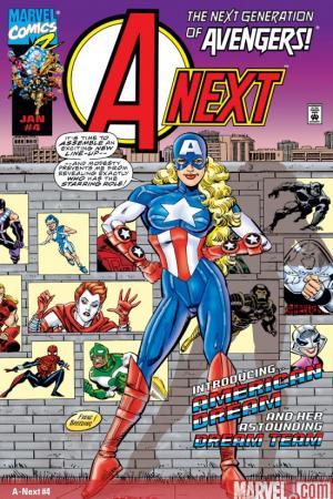 A-Next (1998) #4