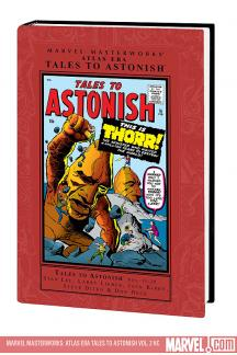 Marvel Masterworks: Atlas Era Tales to Astonish Vol. 2 (Hardcover)
