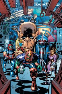 Jack Kirby's Galactic Bounty Hunters #1