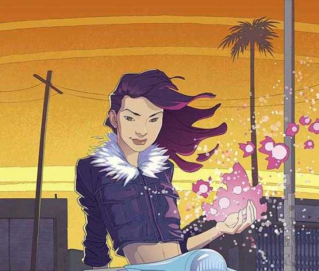 JUBILEE (2004) #2 COVER