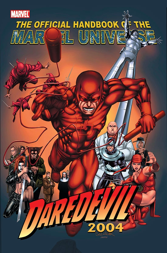 Official Handbook of the Marvel Universe (2004) #5