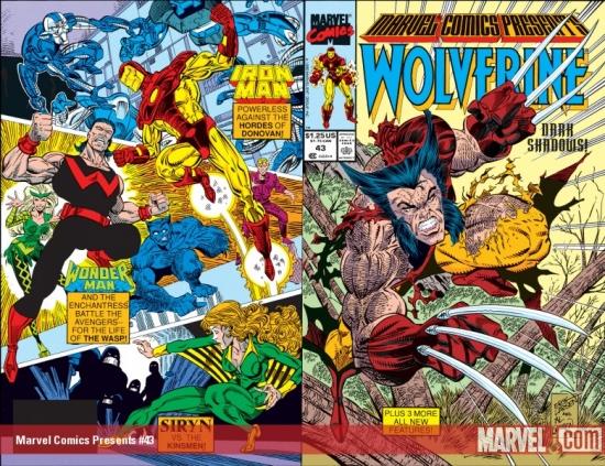 Marvel Comics Presents (1988) #43