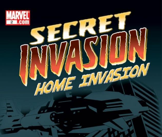SECRET INVASION: HOME INVASION #2