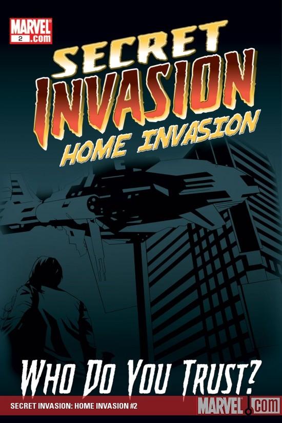 Secret Invasion: Home Invasion Digital Comic (2008) #2