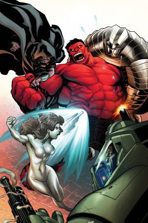 Hulk #33  (Mcguinness Variant)