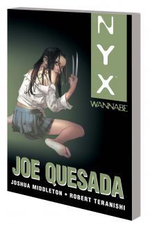 Nyx: Wannabe (New Printing) (Trade Paperback)