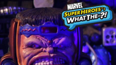 Watch Marvel Super Heroes: What The--?! Ep. 19