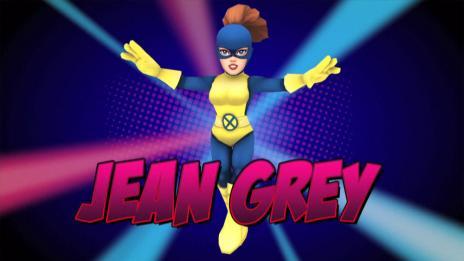 Super Hero Squad Online: Jean Grey Vignette