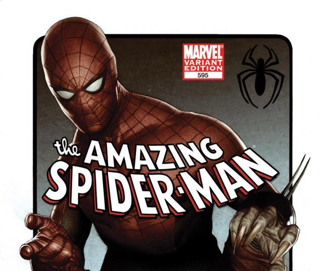 Amazing Spider-Man (1999) #595, Granov Variant