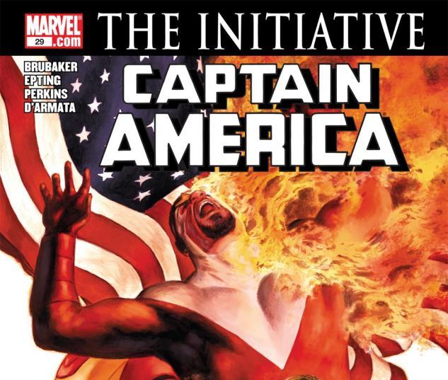 Captain America (2004) #29
