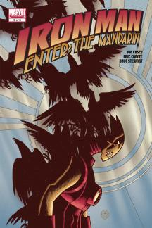 Iron Man: Enter the Mandarin #3