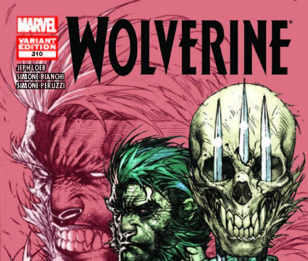 WOLVERINE 310 PLATT VARIANT (1 FOR 100, WITH DIGITAL CODE)