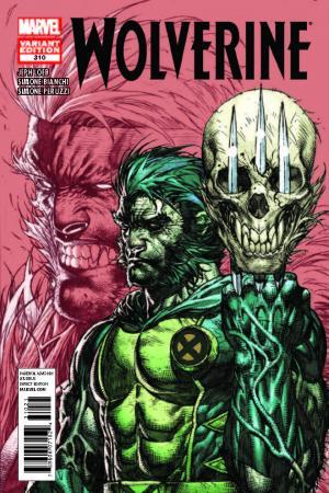Wolverine (2010) #310 (Platt Variant)
