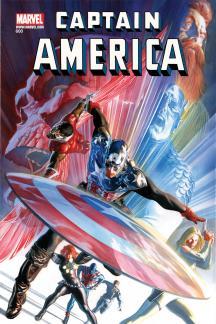 Captain America (2004) #600