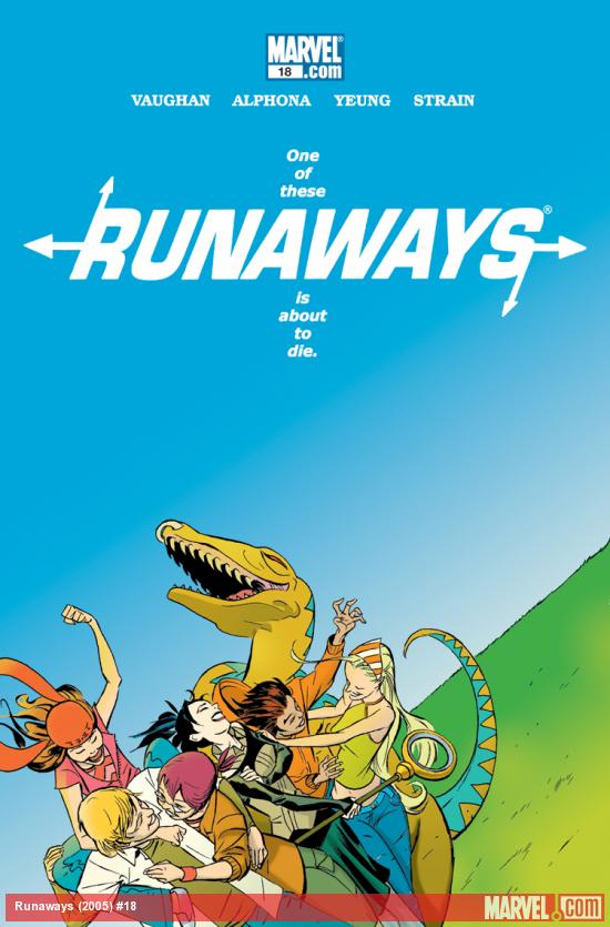Runaways (2005) #18
