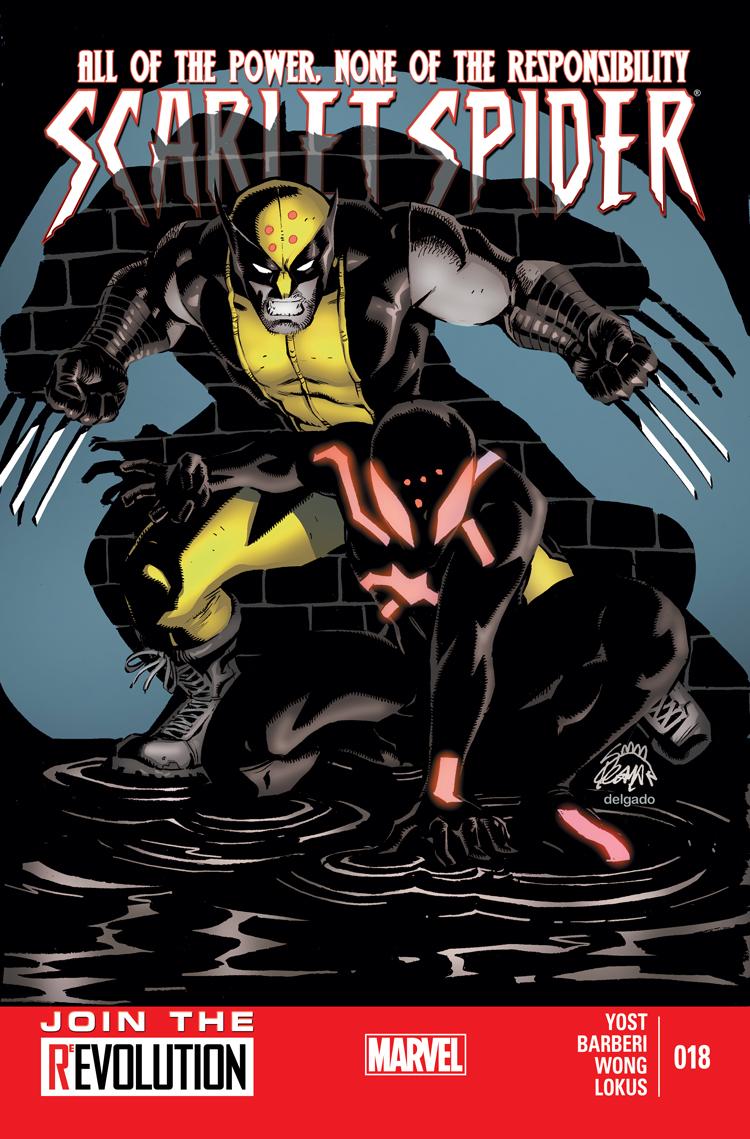 Scarlet Spider (2011) #18