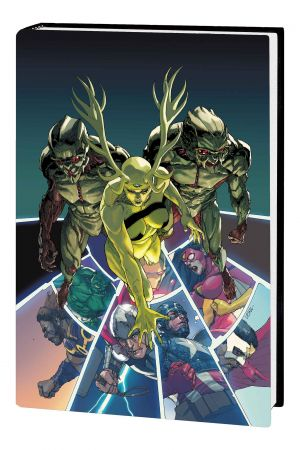 Avengers Vol. 3: Prelude to Infinity (Hardcover)