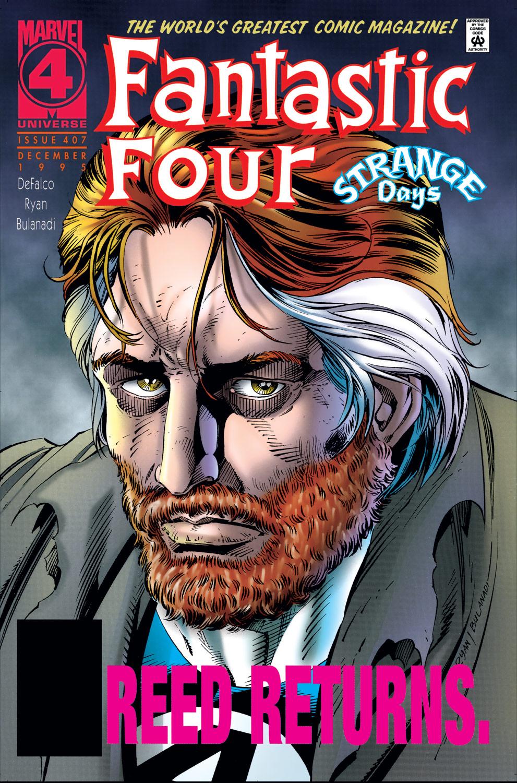 Fantastic Four (1961) #407