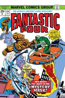 Fantastic Four (1961) #154