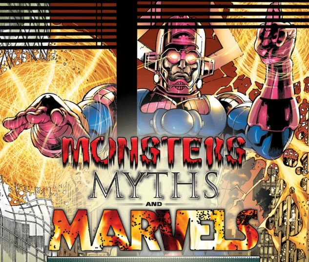 The Marvels Channel: Monsters, Myths, and Marvels (2008) #1