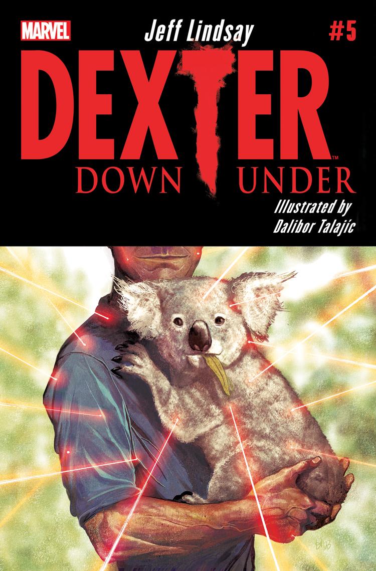Dexter Down Under (2014) #5