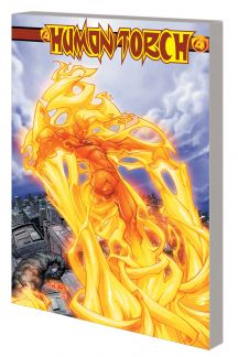 Human Torch by Karl Kesel & Skottie Young: The Complete Collection (Trade Paperback)