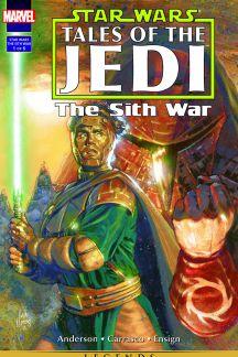 Star Wars: Tales Of The Jedi - The Sith War #1