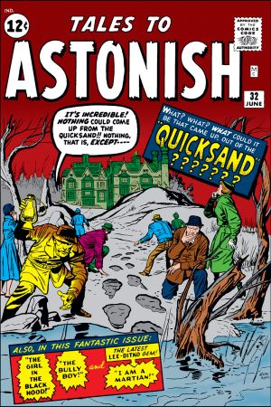 Tales to Astonish #32