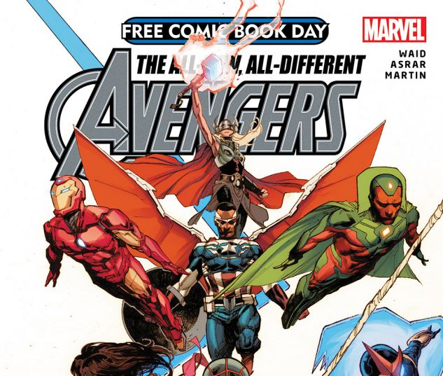 Free Comic Book Day 2015: Free Comic Book Day 2015 (Avengers) (2015) #1