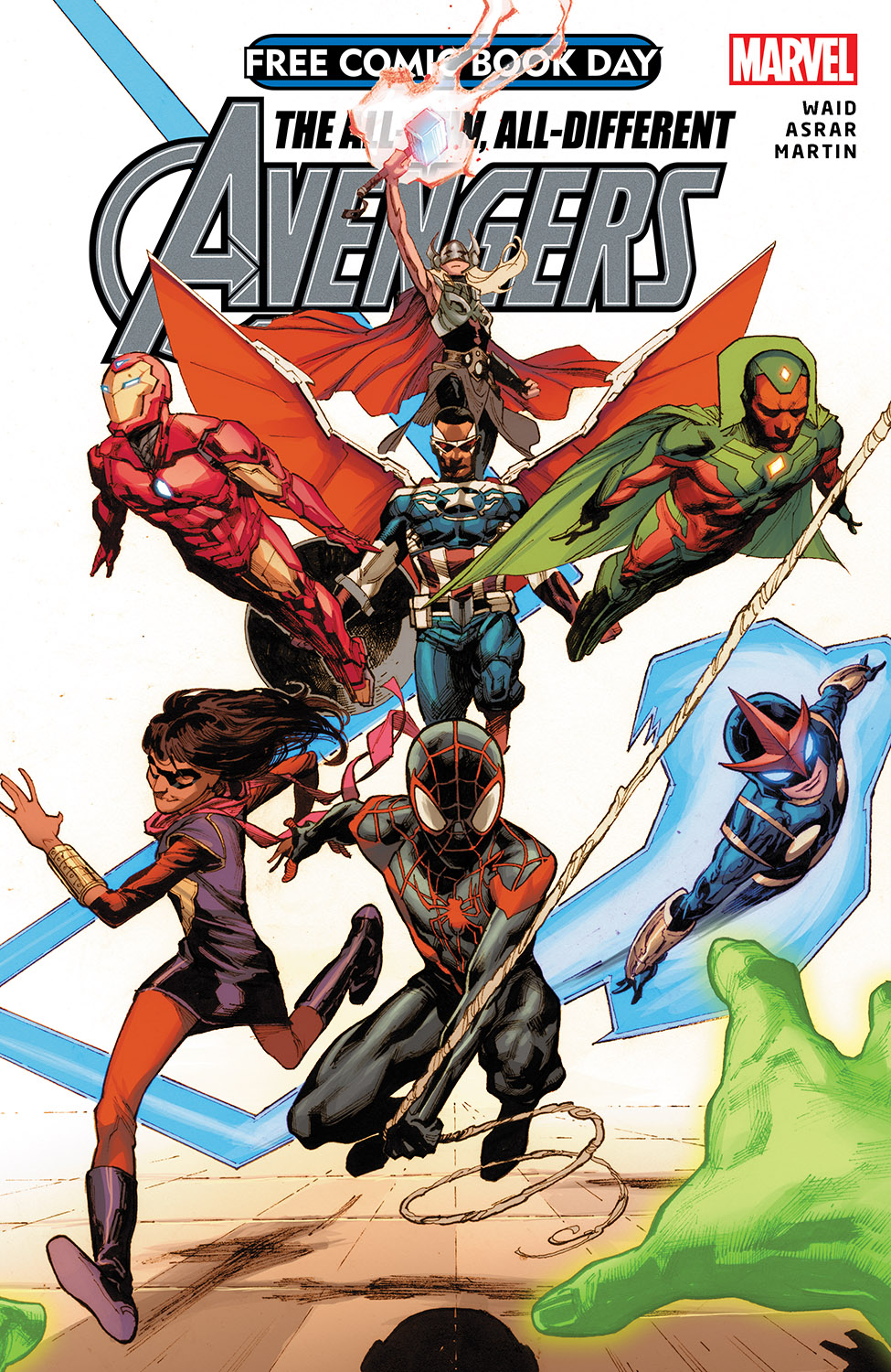 Free Comic Book Day (All-New, All-Different Avengers) (2015) #1