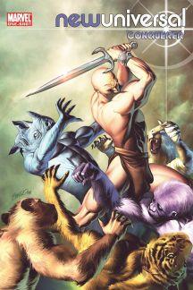 Newuniversal: Conqueror #1