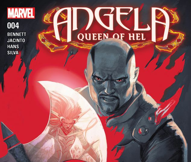Angela: Queen of Hel (2015) #4