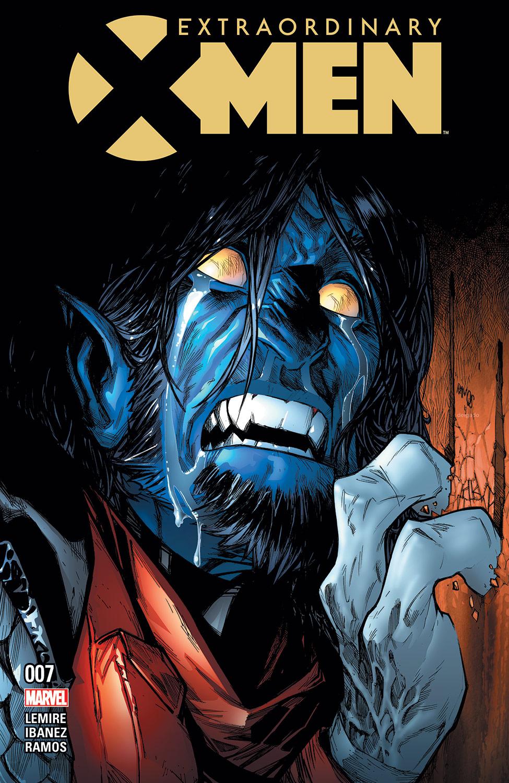 Extraordinary X-Men (2015) #7