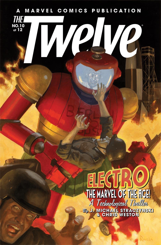 The Twelve (2007) #10
