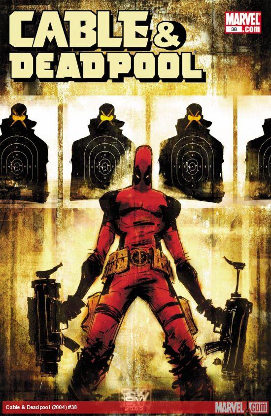 Cable & Deadpool (2004) #38