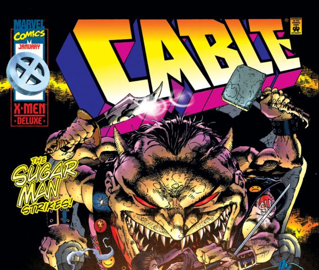CABLE (1993) #27 Cover